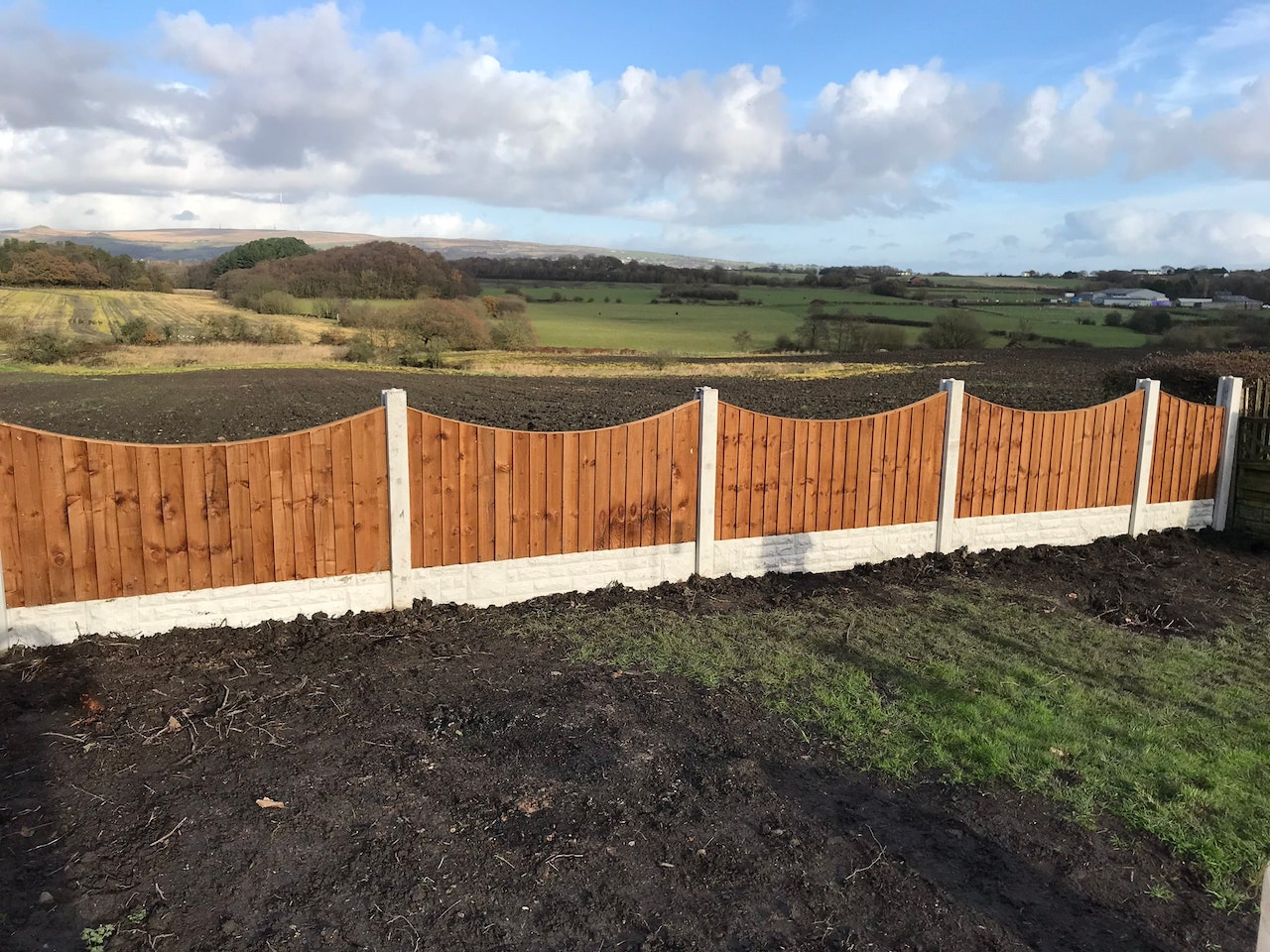 Fencing Panels in Hindley
