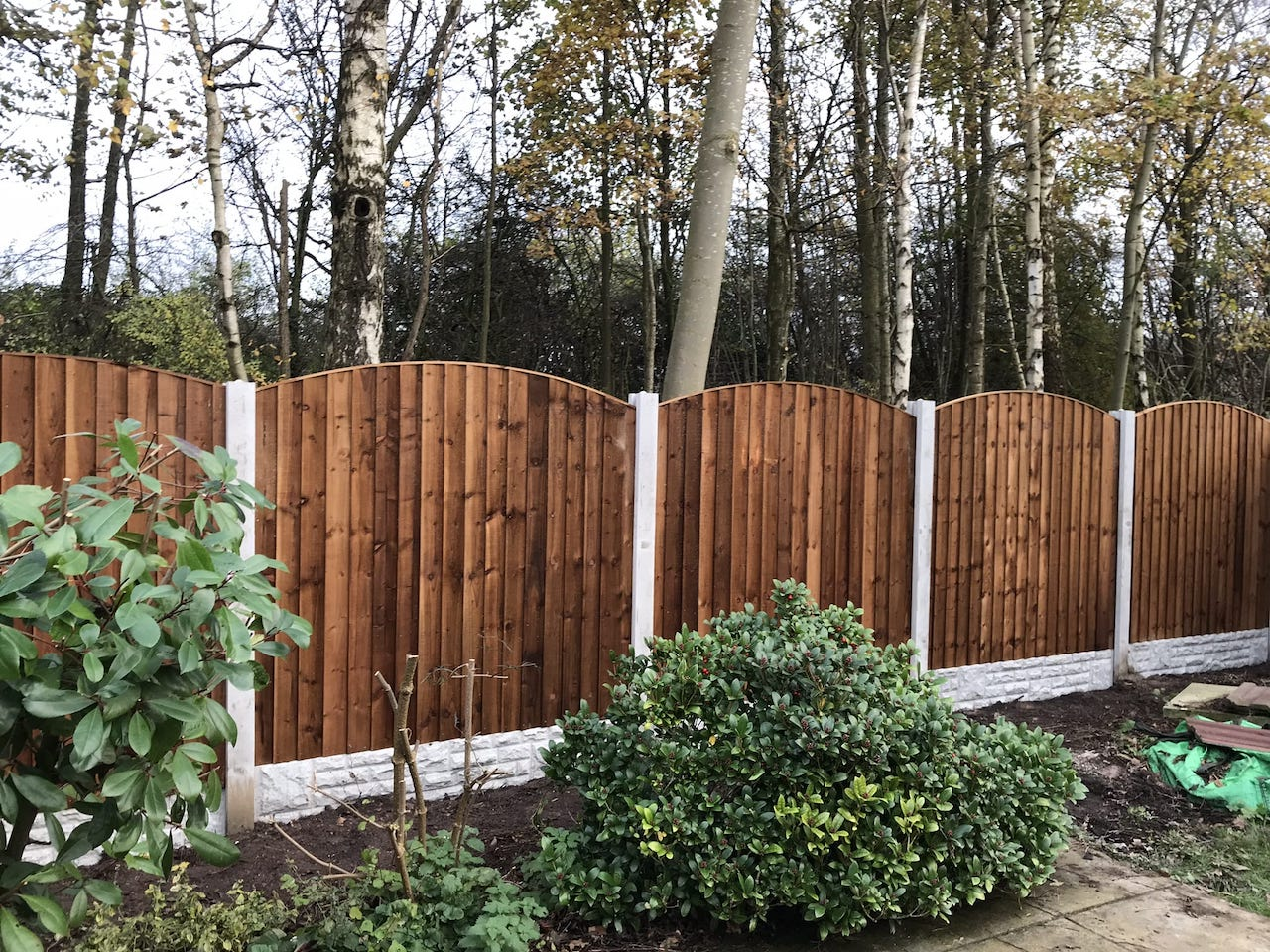 Fencing Panels in Ormskirk