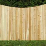 Wooden Garden Fencing in Hindley