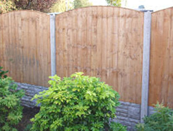 Fencing Panels in Leigh