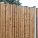 Fencing Panels in Golburne