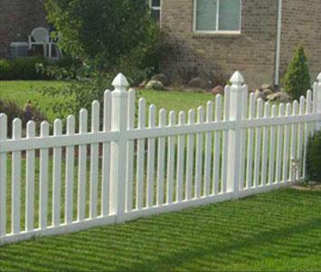 Garden Fencing in Orrell
