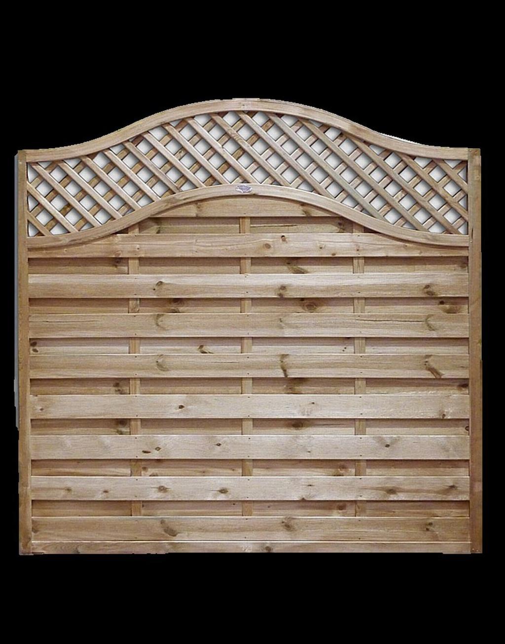 Garden Fence Panels in Ormskirk